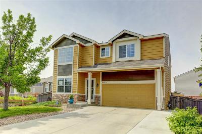 Commerce City Single Family Home Active: 11172 Eagle Creek Circle