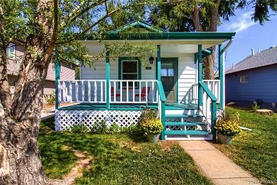 Brighton Single Family Home Under Contract: 130 North 8th Avenue