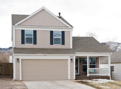 Littleton Single Family Home Under Contract: 9856 Garwood Street