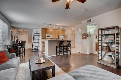 Arvada Condo/Townhouse Under Contract: 10148 West 55th Drive #104