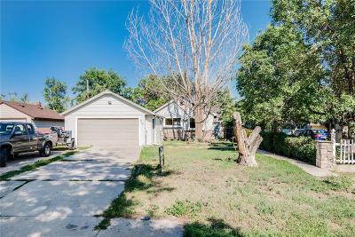 Denver CO Single Family Home Active: $299,900