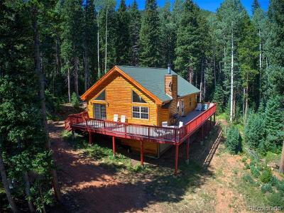 Conifer Single Family Home Sold: 8814 Carol Lane