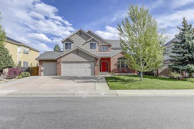 Centennial Single Family Home Under Contract: 18090 East Dorado Avenue