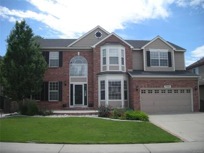 Highlands Ranch Single Family Home Under Contract: 9460 Painted Canyon Circle