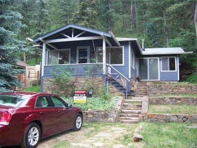 Evergreen Single Family Home Under Contract: 27480 Highway 74