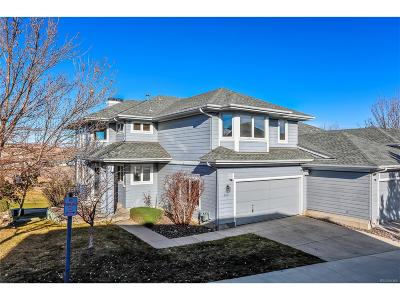 Castle Rock Condo/Townhouse Under Contract: 133 Sugar Plum Way