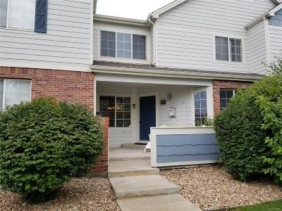 Parker Condo/Townhouse Under Contract: 9570 Deerhorn Court #45