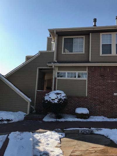Littleton Condo/Townhouse Under Contract: 4760 South Wadsworth Boulevard #N201