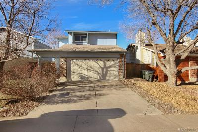 Northglenn Single Family Home Active: 11785 Lincoln Street