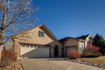 Castle Rock Single Family Home Active: 4588 Springmeadow Lane