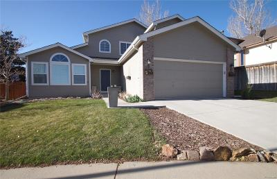 Littleton Single Family Home Active: 8280 South Ogden Circle
