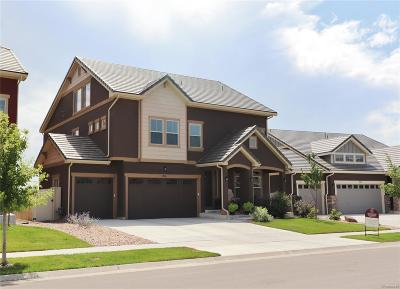 Erie Single Family Home Active: 560 Indian Peaks Drive