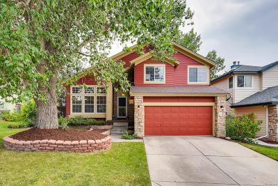 Highlands Ranch Single Family Home Active: 7121 Townsend Drive