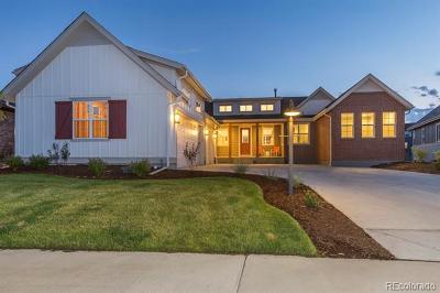 Loveland Single Family Home Active: 2515 Chaplin Creek Drive
