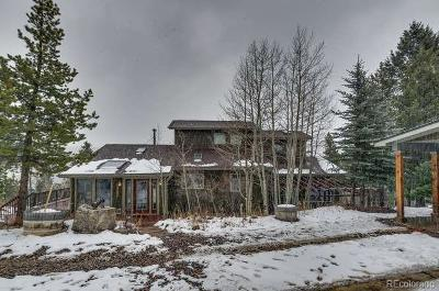 Nederland Single Family Home Under Contract: 927 Hummer Drive