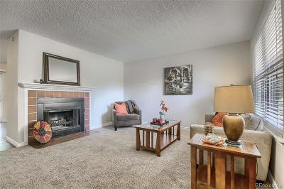 Northglenn Condo/Townhouse Under Contract: 11614 Community Center Drive #44