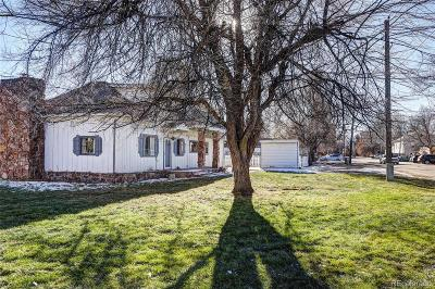 Niwot Single Family Home Under Contract: 294 Franklin Street