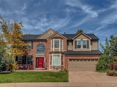 Highlands Ranch Single Family Home Active: 9571 Queenscliffe Court
