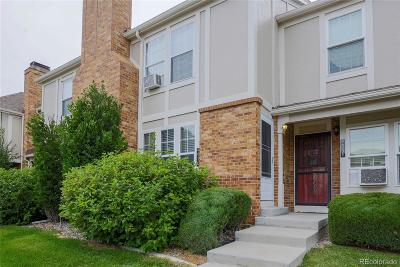 Littleton Condo/Townhouse Active: 9623 West Chatfield Avenue #D