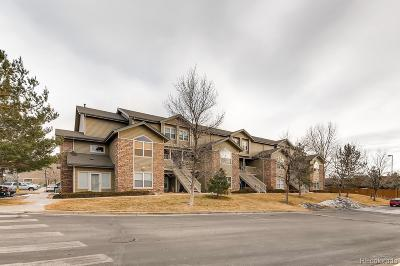 Aurora Condo/Townhouse Under Contract: 18332 East Flora Drive #I