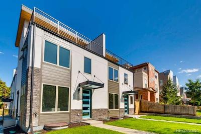 Denver Condo/Townhouse Active: 1908 East 21st Avenue