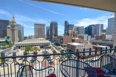Denver Condo/Townhouse Active: 1020 15th Street #10J