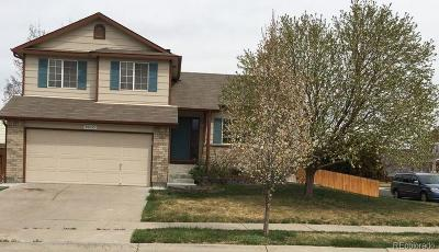 Commerce City Single Family Home Active: 10695 East 112th Way