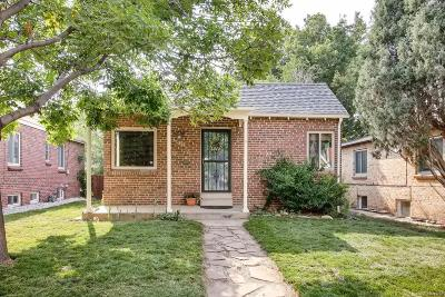 Single Family Home Under Contract: 2019 South Pennsylvania Street