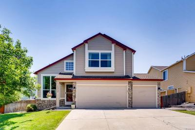 Centennial Single Family Home Active: 19954 East Progress Place