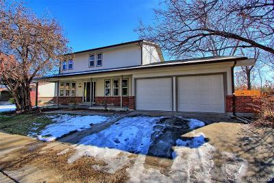 Arvada Single Family Home Active: 8380 Quay Drive