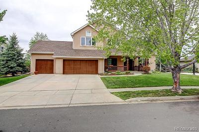 Broomfield Single Family Home Active: 1619 Redwing Lane