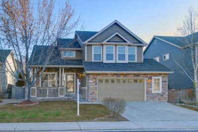 Thornton Single Family Home Under Contract: 2510 East 147th Avenue