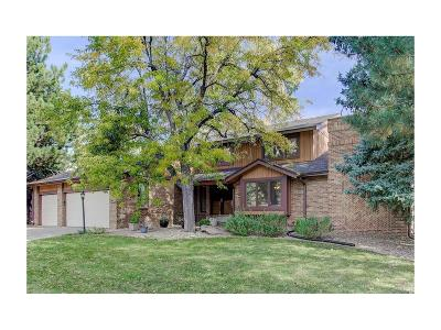 Englewood Single Family Home Active: 6220 South Iola Way