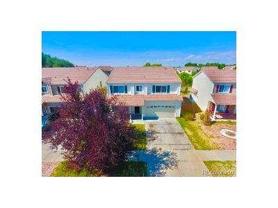 Denver Single Family Home Active: 4967 Perth Street