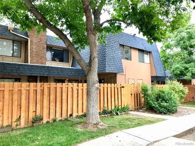 Denver Condo/Townhouse Active: 7995 East Mississippi Avenue #F12