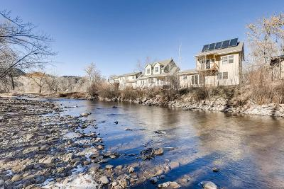 Lyons Single Family Home Under Contract: 211 2nd Avenue #1/2