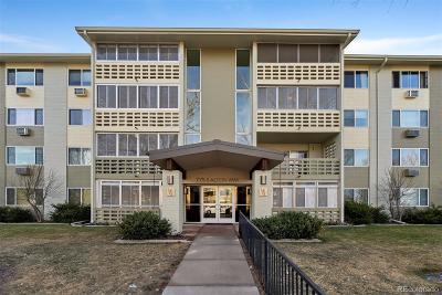 Denver Condo/Townhouse Active: 775 South Alton Way #10C
