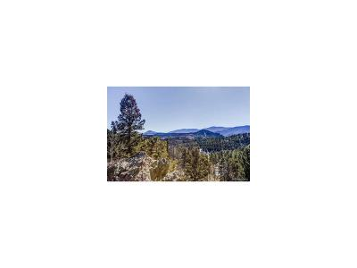 Bailey CO Residential Lots & Land Active: $159,900