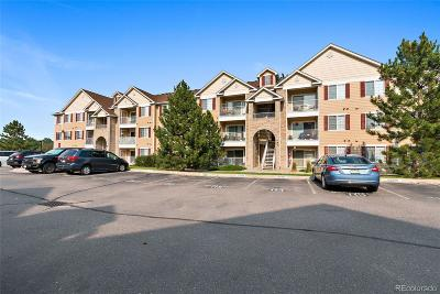 Littleton Condo/Townhouse Under Contract: 4451 South Ammons Street #5-307