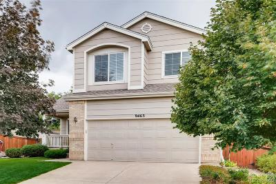 Highlands Ranch Single Family Home Active: 9463 High Cliffe Street