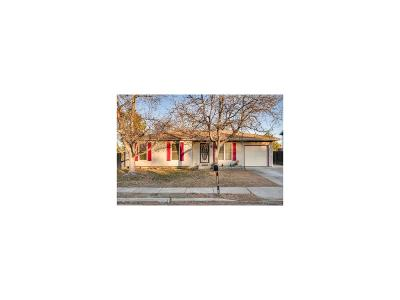 Lakewood Single Family Home Under Contract: 3352 South Holland Way