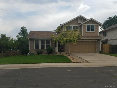 Arvada Single Family Home Active: 10644 West 85th Place