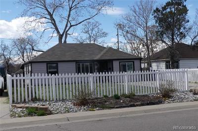 Denver Single Family Home Under Contract: 4851 Adams Street