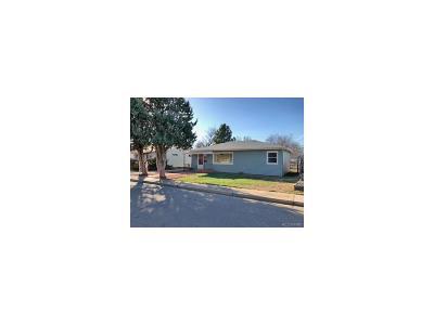 Longmont Single Family Home Under Contract: 1127 Pratt Street