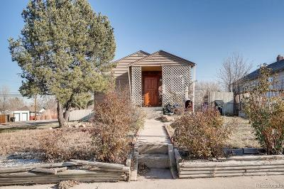 Denver Single Family Home Active: 200 South Meade Street