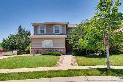 Broomfield Single Family Home Active: 4535 Lexi Circle