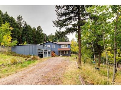 Conifer Single Family Home Active: 9571 Aspen Lane