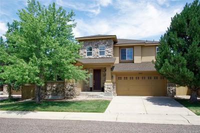 Highlands Ranch Single Family Home Under Contract: 3521 Whitford Drive