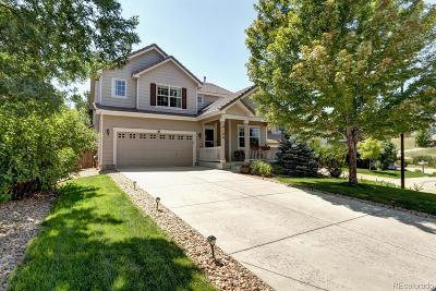 The Meadows Single Family Home Active: 4106 Kestrel Place