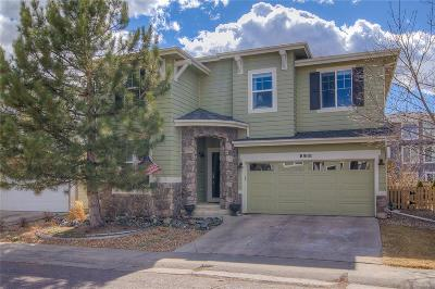 Highlands Ranch, Lone Tree Single Family Home Active: 10661 Cherrybrook Circle